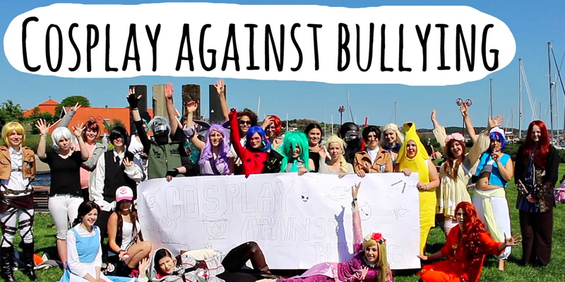 cosplay against bullying